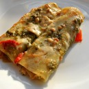 ROASTED VEGGIE CANNELLONI
