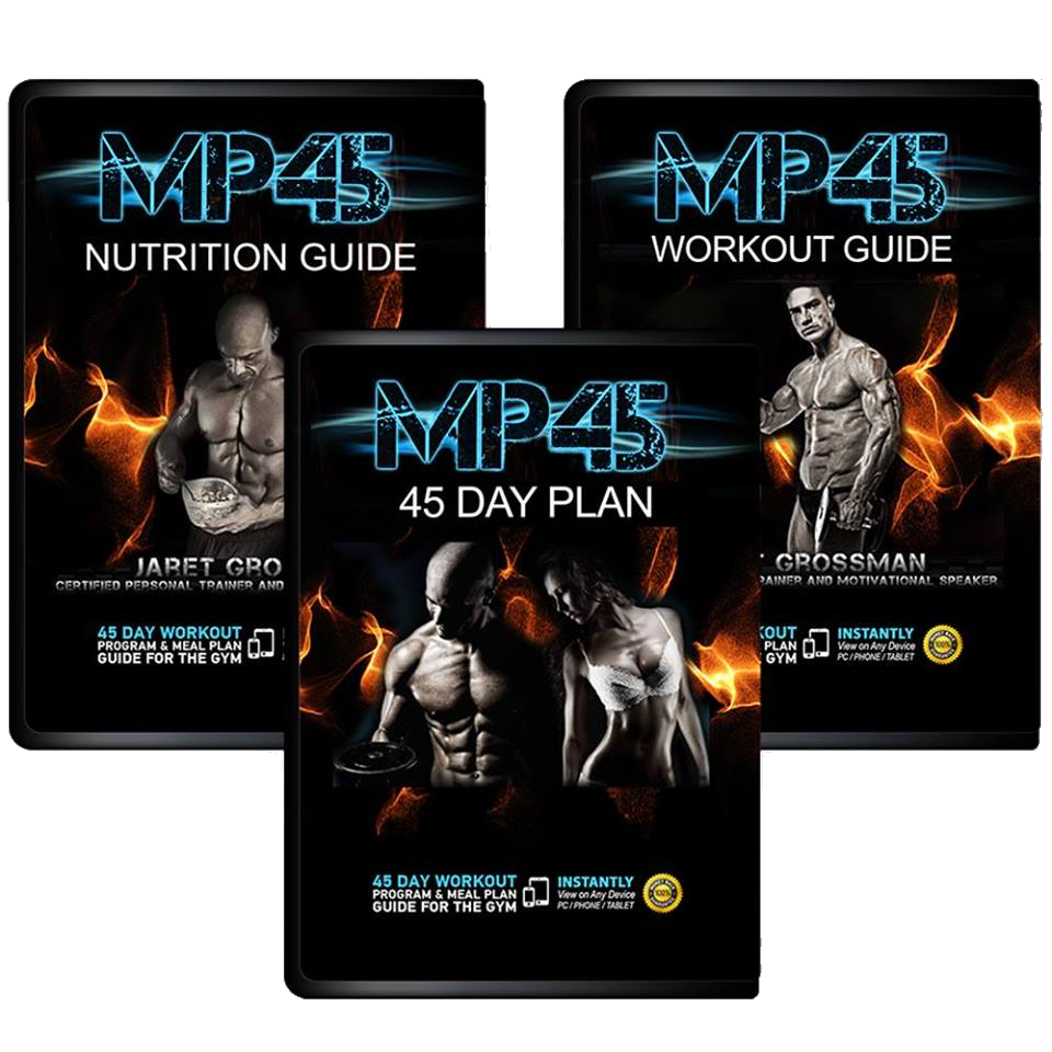 It S Always Confusing When It Comes To House Plan While: MP45 Fitness Program